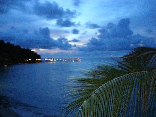 Amari Phuket: dawn view from balcony