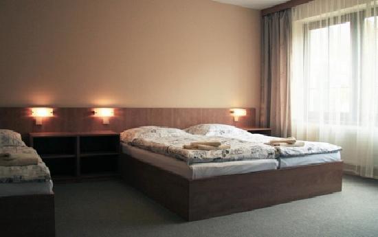 Hotel Jonathan: Triple room