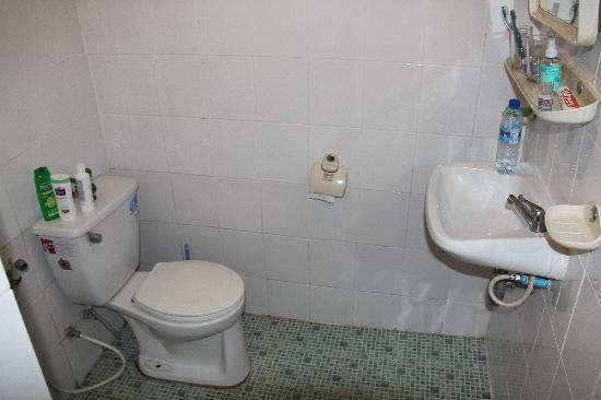 Orchid Resort Bailan: la salle de bains 3 étoiles...