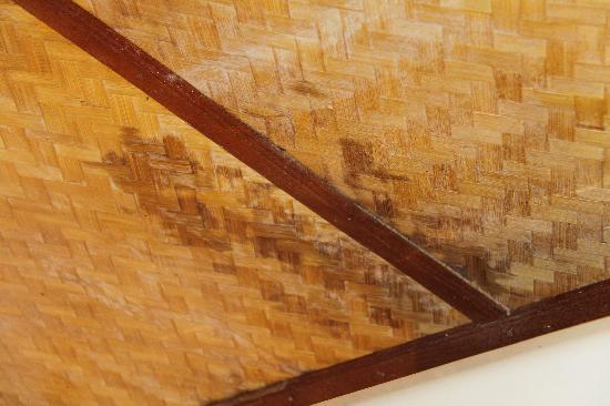 Orchid Resort Bailan: le plafond...