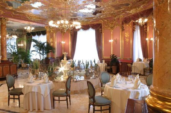 Hotel Savoy Moscow : Restaurant Savoy