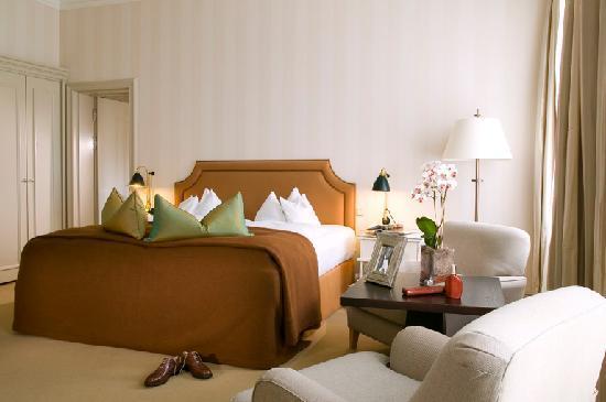 Hotel Pullman Aachen Quellenhof : Hotelzimmer