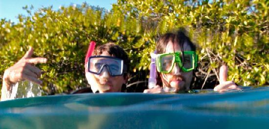 San Cristobal, Equador: Amazing snorkeling!