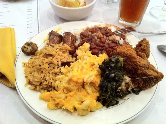 Best Soul Food In New Orleans Review Of Dooky Chase New