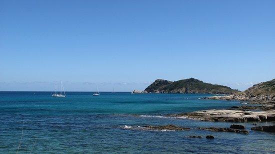 Ramatuelle, Frankrijk: l'escalet - Cap Taillat
