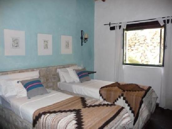 La Paya: Guest bedroom
