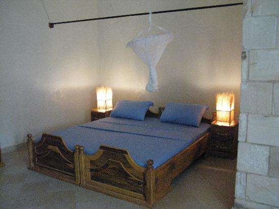 Bandiagara, Mali: Une de nos chambres - One of our rooms