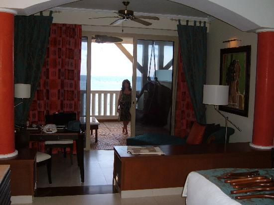 Iberostar Grand Hotel Rose Hall: 1 of the 3 rooms we stayed in during the 2 wks