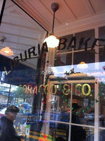 Photo of Italian Restaurant Liguria Bakery at 1700 Stockton St, San Francisco, CA 94133, United States