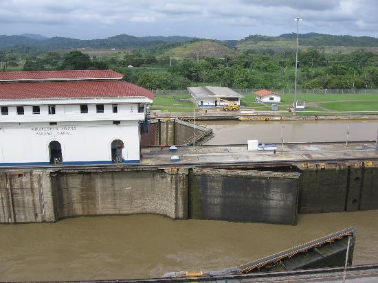 Plaza Paitilla Inn: canal