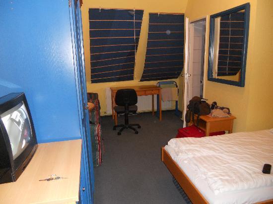 Hotel Pension Rehberge: room