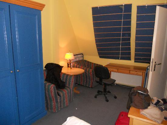 Hotel Pension Rehberge: room