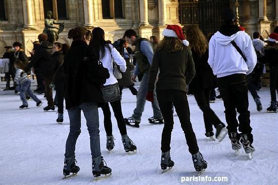 Le Montclair Hostel : montclair skating