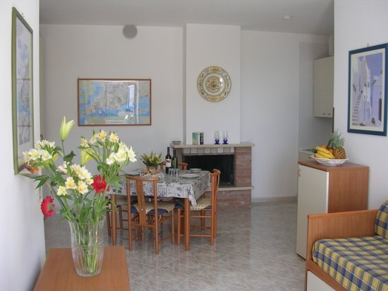 Villa Sant'Alfonso Apartments: Interno