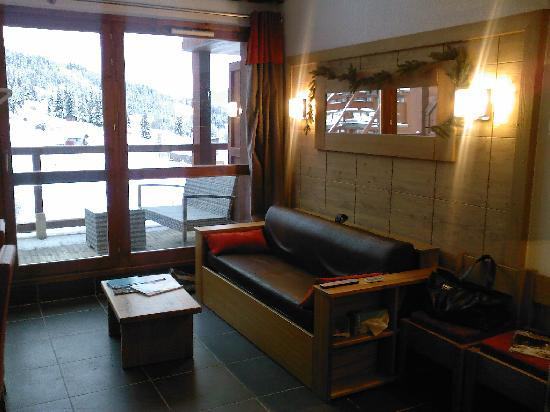 Bourg Saint Maurice, Frankrike: appartement