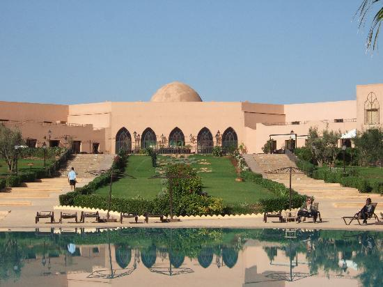 Marrakech Ryads Parc & Spa by Blue Sea : hotel