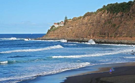 Tenerife, Spain: Teneriffa_Strand_nahe_Tigaiga