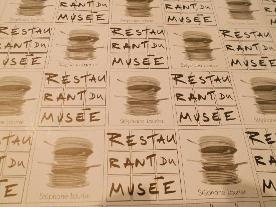 Restaurant du Musee d'Art Moderne : Restaurant du Musée