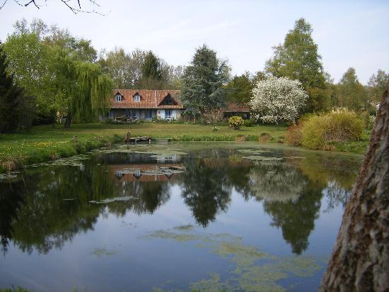 Le Jardin Sauvage : Votre séjour dans une vaste propriété