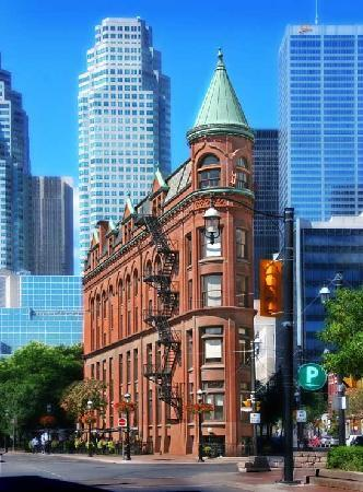 Canadá: Kanada_Toronto_Down_Town