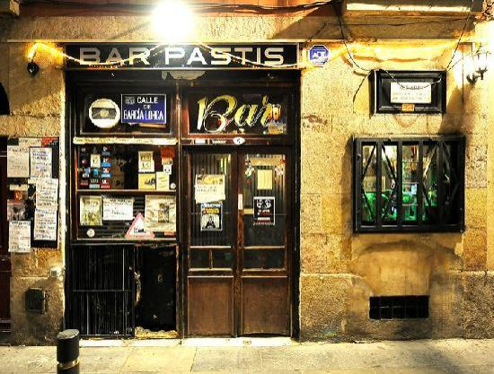 Bar Pastis: El portal del Pastís
