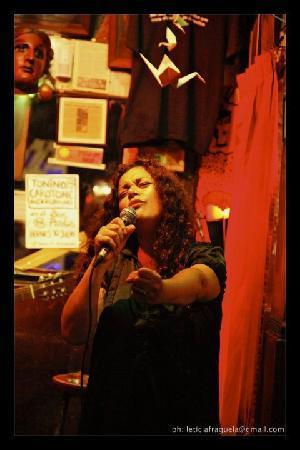 Bar Pastis: Tango con Bibi Gonzalez