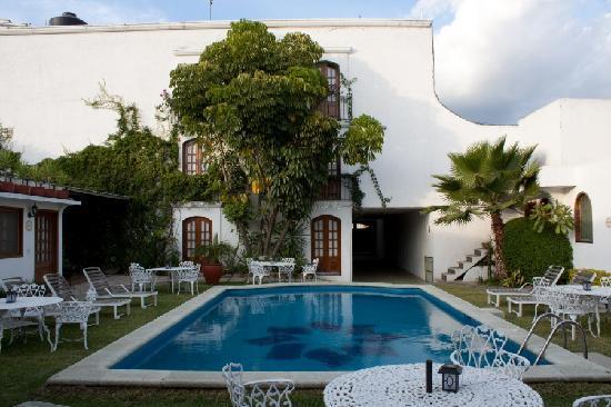 Casa de la Tia Tere: pool
