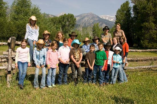 R Lazy S Ranch: The best kid's programs