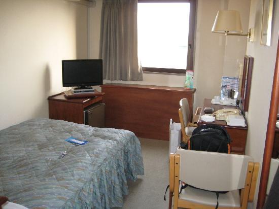 Smile Hotel Koriyama: シングルルーム