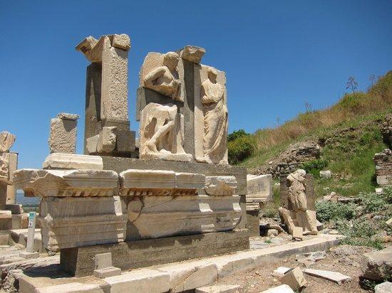 Selcuk, Turquie : Ephesus