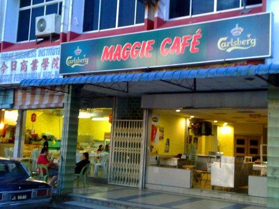 Maggie Cafe (aka Cafe de Maggie, Limbang)