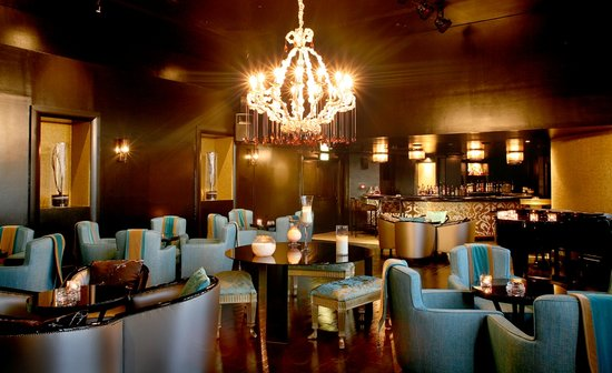Parklane, A Luxury Collection Resort & Spa : Amber Bar at Le Meridien Limassol