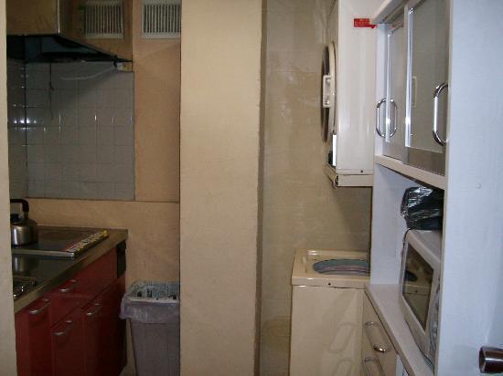 Stayto: cucinino-lavanderia
