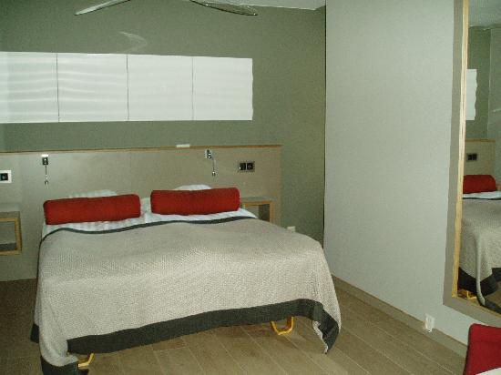 Centro Hotel Turku: La camera