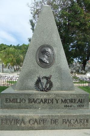 Santa Ifigenia Cemetery: Tomb of the Bacardi Family