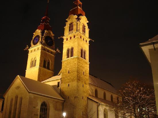 Winterthur, Suiza: Die Stadtkirche