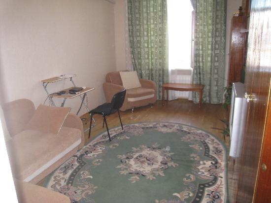 Квартира в Киеве: Living Room