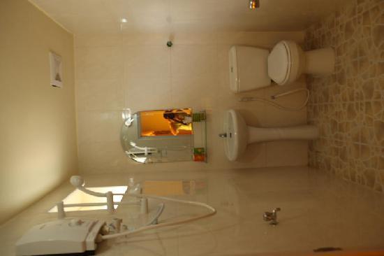 Lux Guest house: Toilet