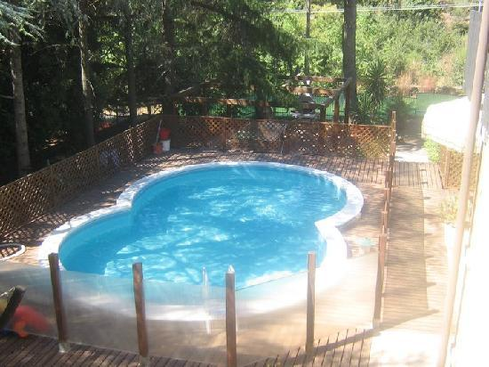 Bed & Breakfast Etnahouse: Piscina