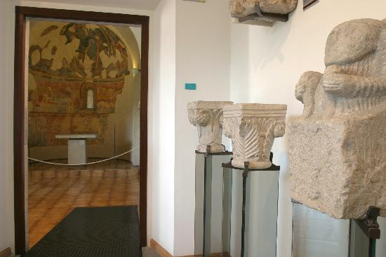 Girona Art Museum (Museu d'Art de Girona) : Museu d'Art Girona - Romànic (Romanesque)