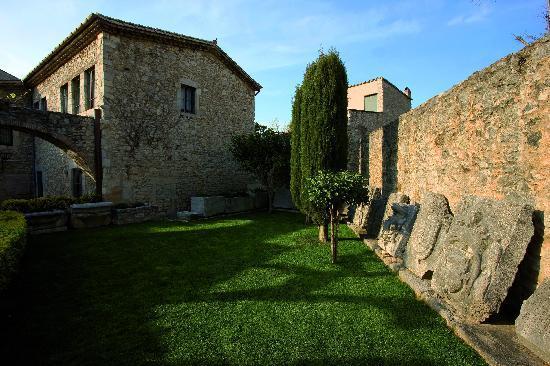 Girona Art Museum (Museu d'Art de Girona) : Museu d'Art - Jardí (Garden)