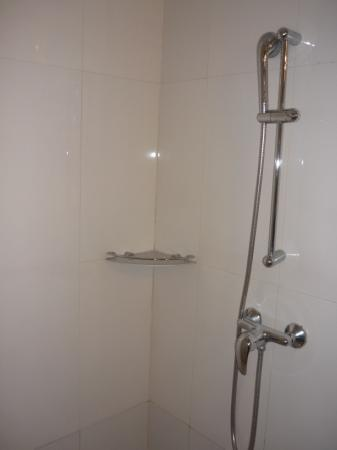 Vabien Suite I Serviced Residence: Shower in common toilet