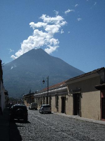Posada El Antano: Antigua