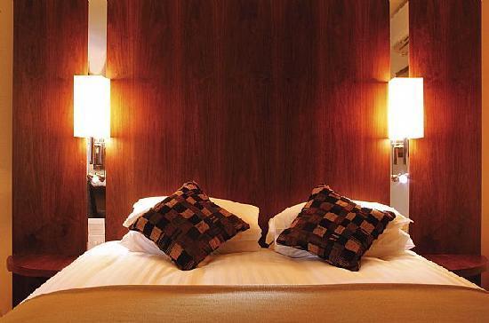 DoubleTree by Hilton Hotel Sheffield Park: Standard Room