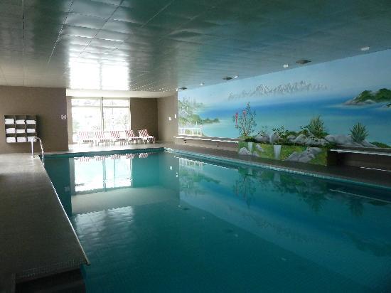 Belvedere Swiss Quality Hotel : Hotel Belvedere Pool