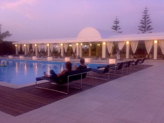 La piscina foto di hotel royal paestum tripadvisor - Hotel paestum con piscina ...