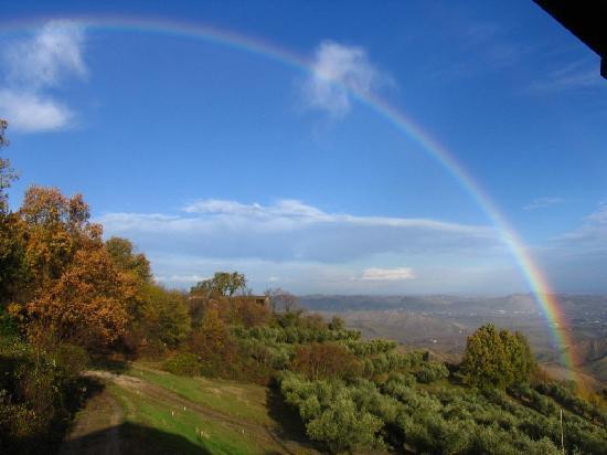 Brisighella, Italia: Sinfonie di colori