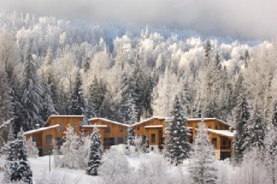 Red Mountain Resort Lodging: Paradise