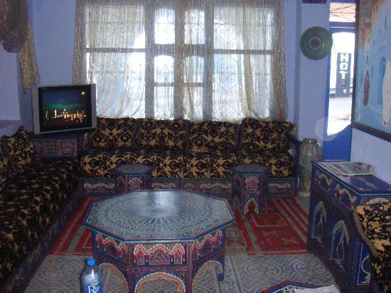 Hotel Al Kalaa: espace de reception