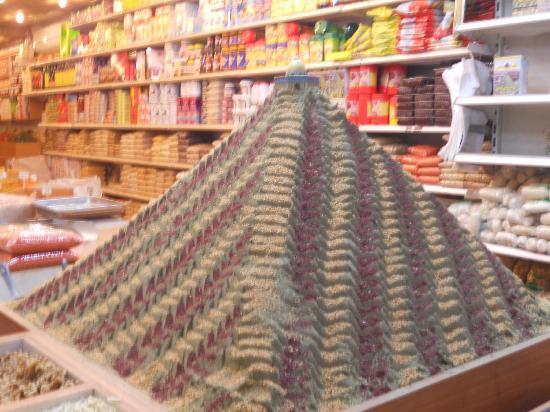 Old City of Jerusalem: Old City: spice store
